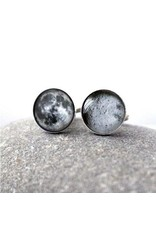 Dark Side of the Moon Cuff Links