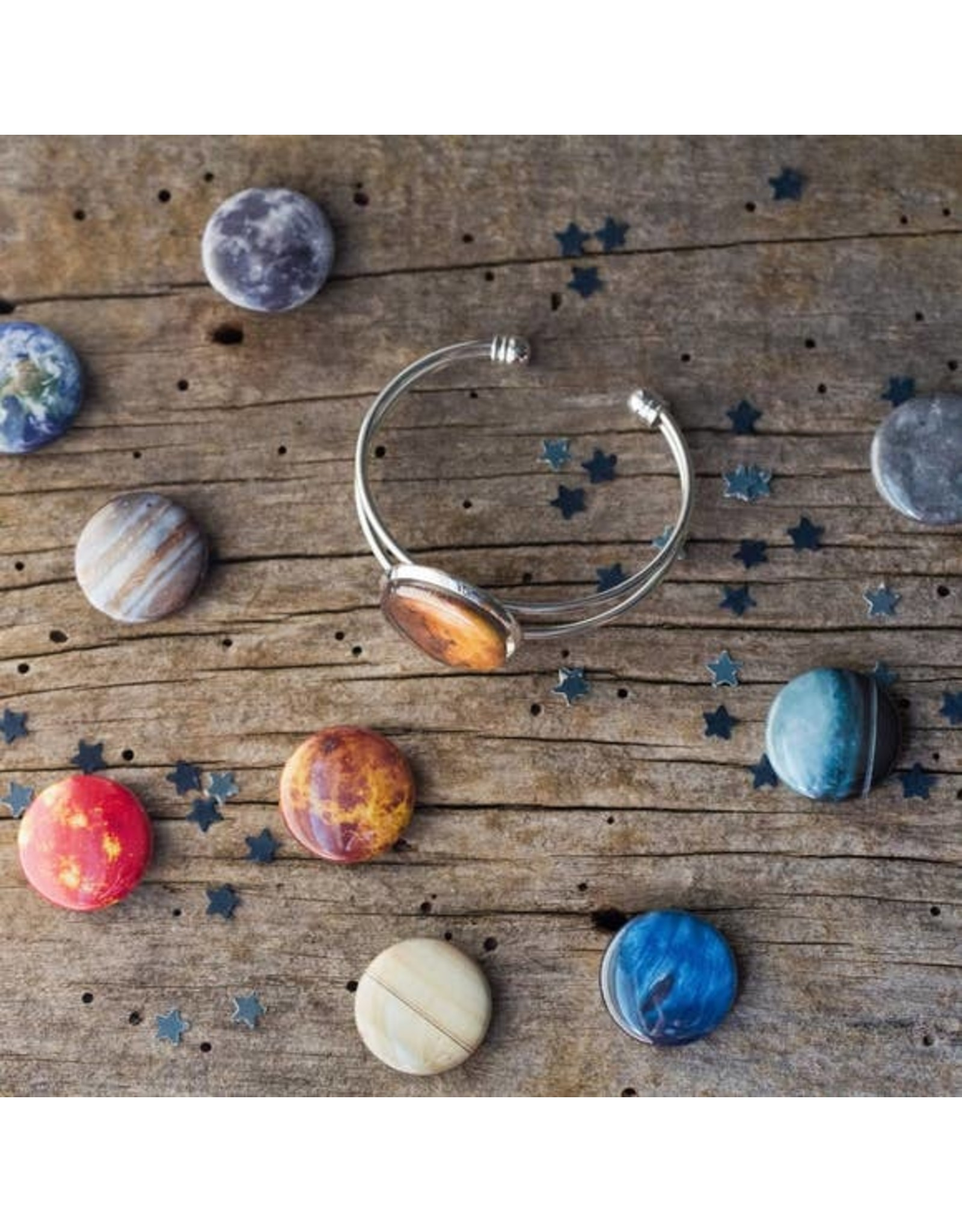 Interchangeable Solar System Cuff