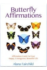Butterfly Affirmation Cards
