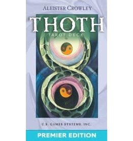 Crowley Thoth Tarot - Premier Edition