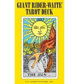 Giant Rider-Waite Tarot