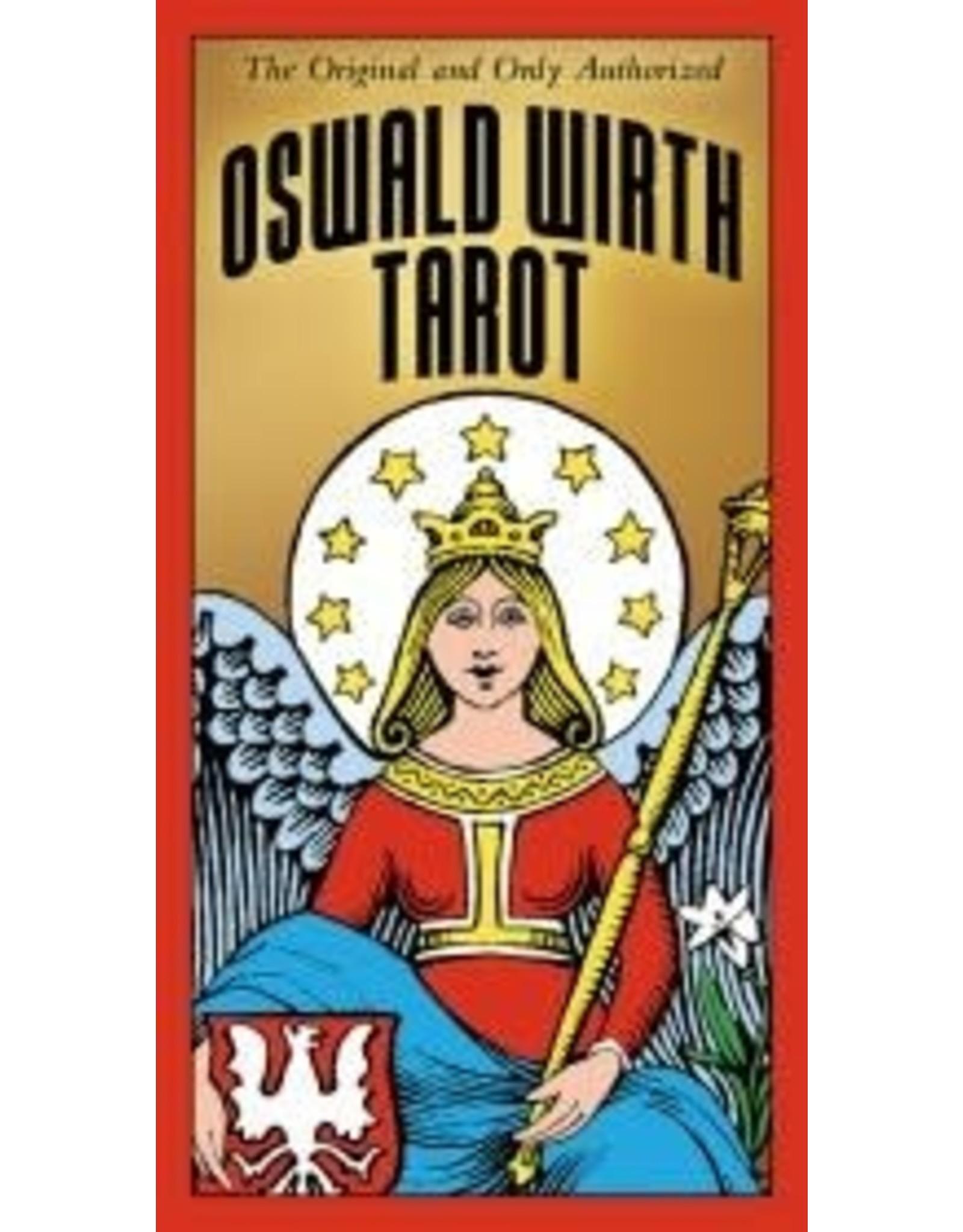 Oswald Wirth Tarot
