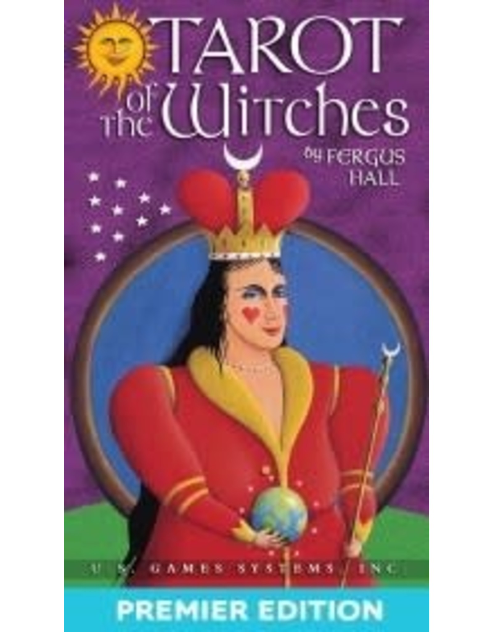 Tarot Of The Witches - Premier Edition