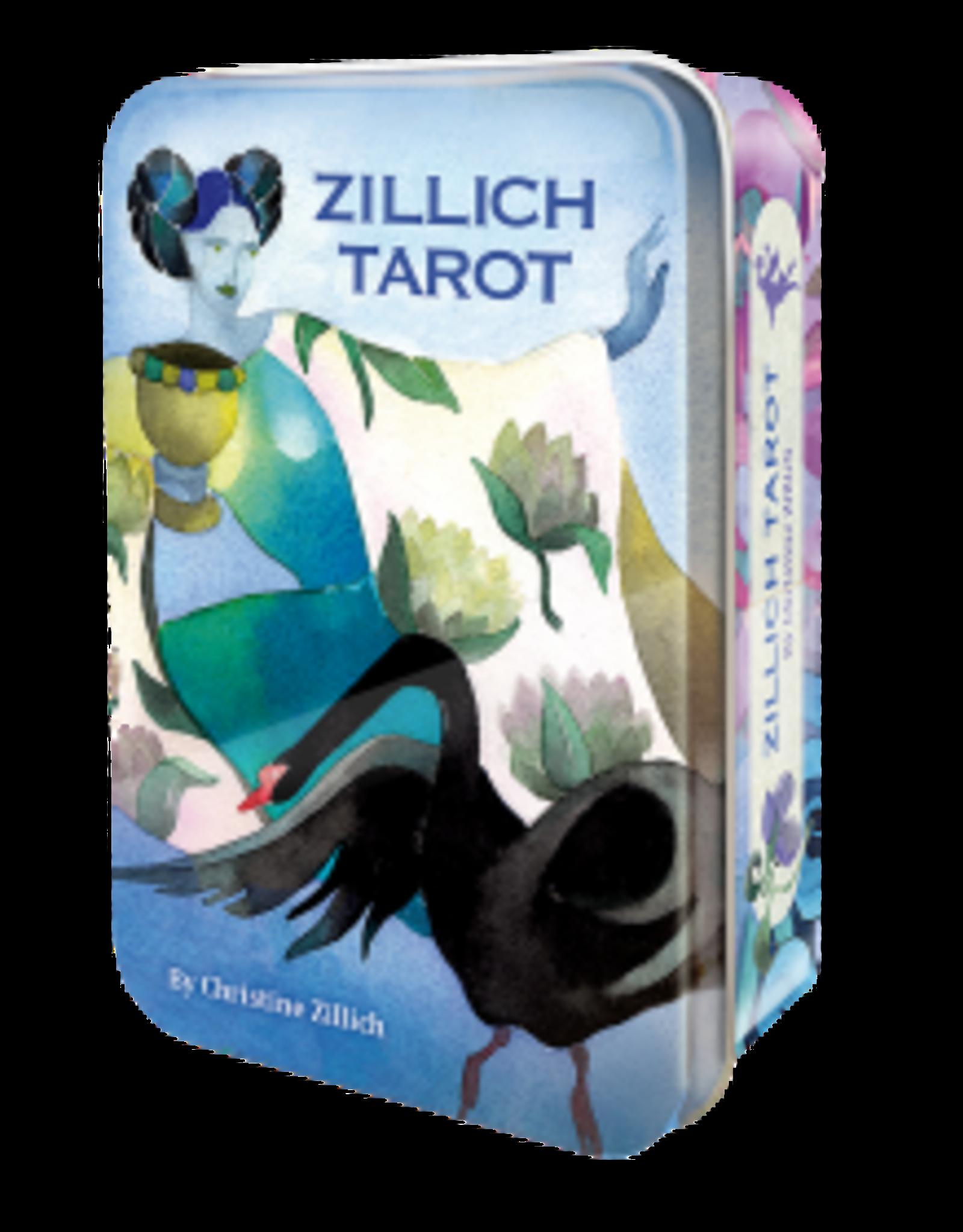 Zillich Tarot In A Tin
