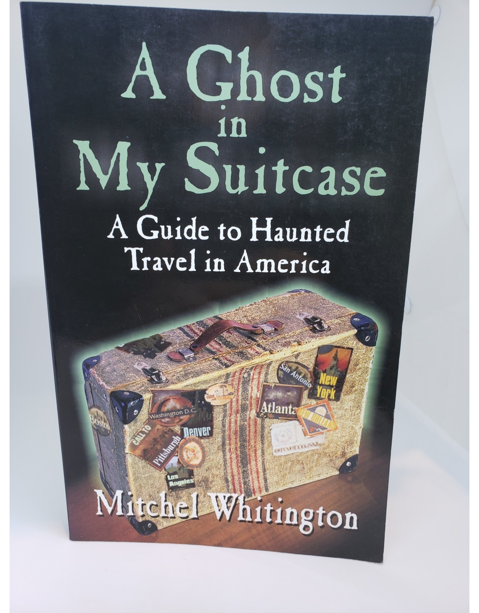 A Ghost In My Suitcase