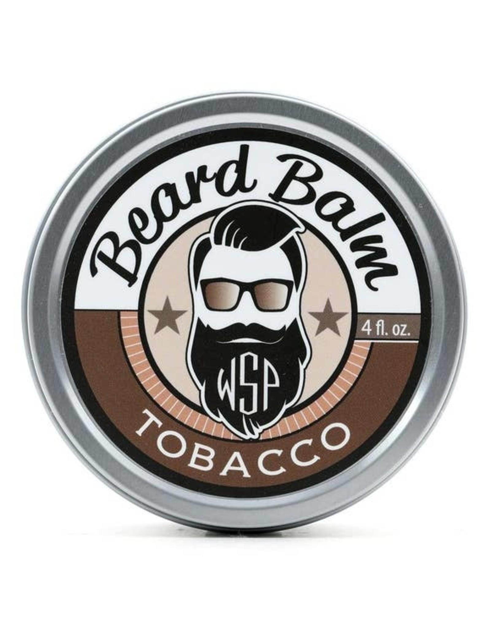 Wet Shaving Products Beard Balm 1 oz.   Tobacco