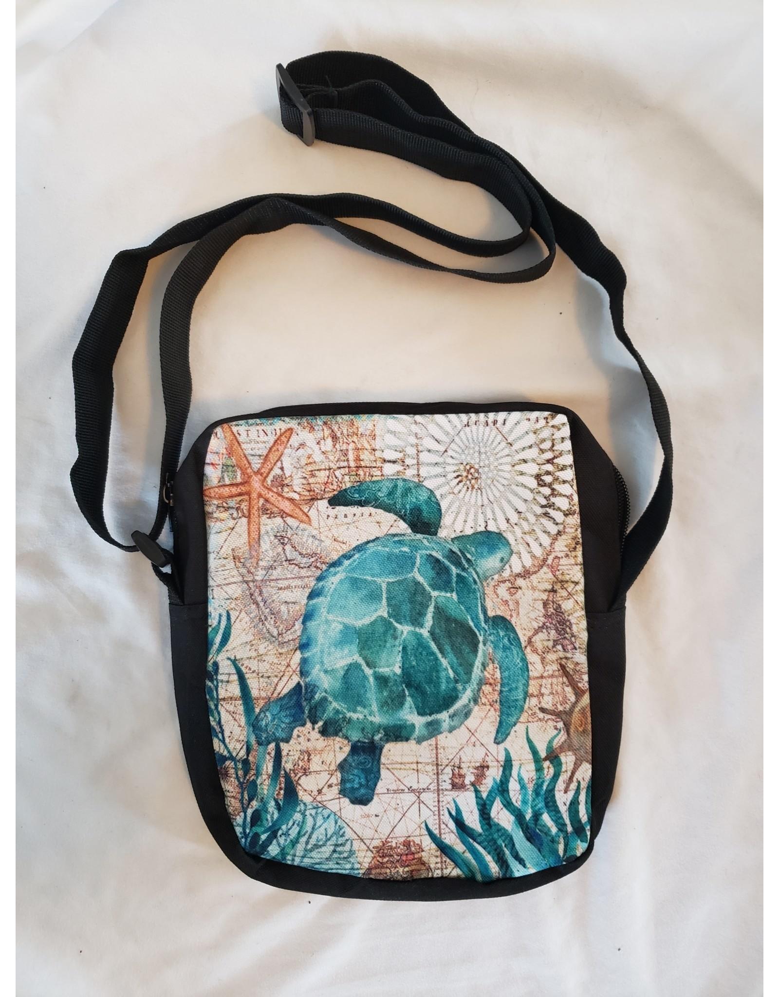 Small Sea Turtle Shoulder Bag