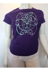 Bard Song - Purple T-Shirt