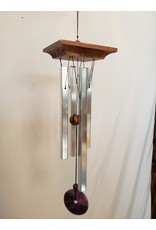 Woodstock Amethyst Chime - Small