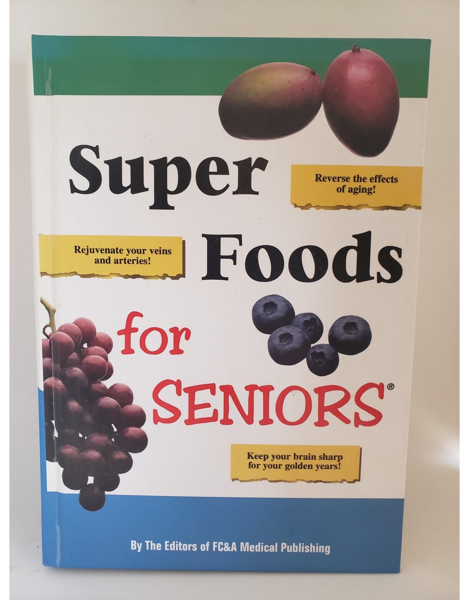 Super Food For Seniors