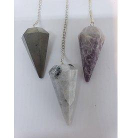 Assorted Crystal Pendulums