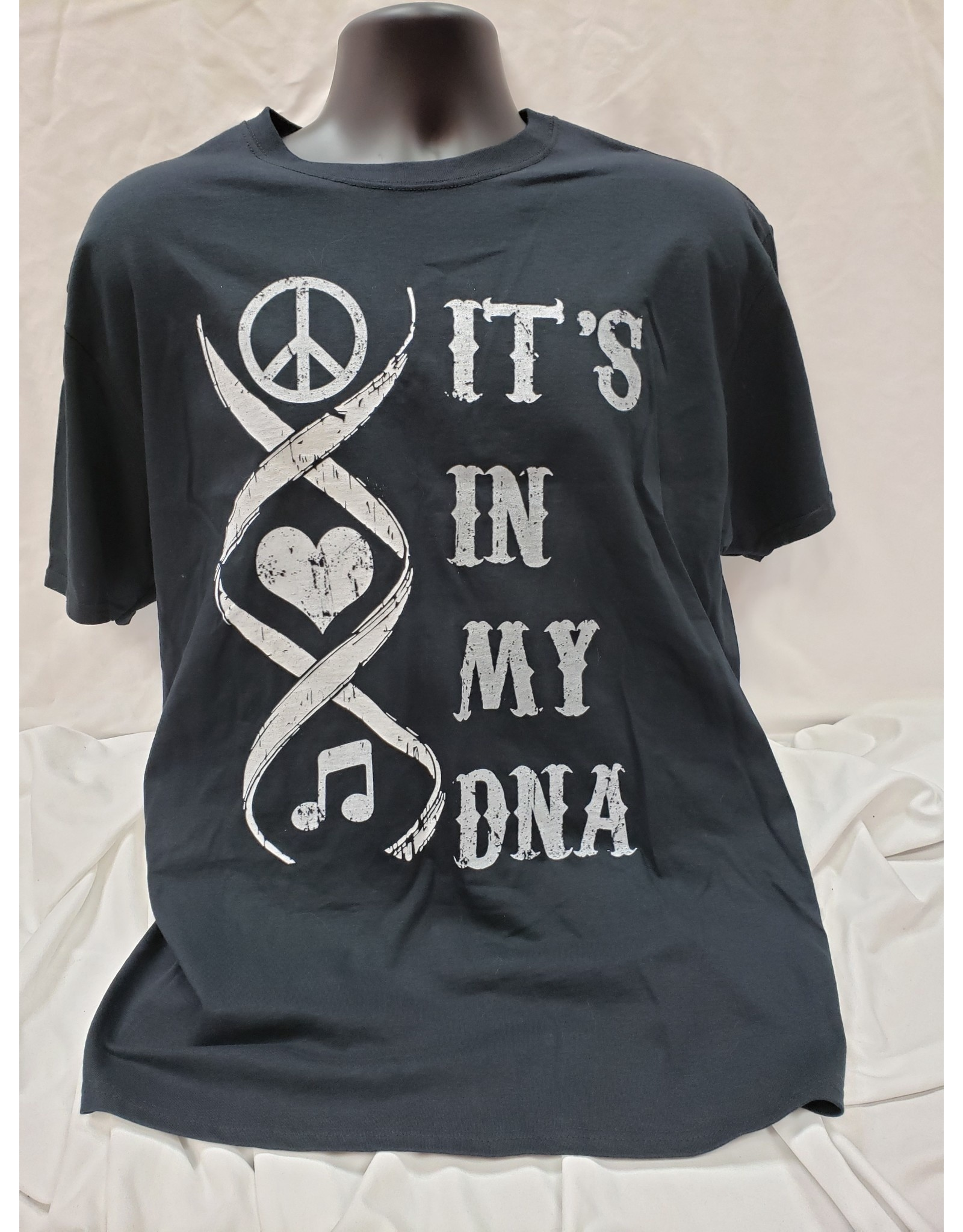 It's In My DNA - Black T-Shirt