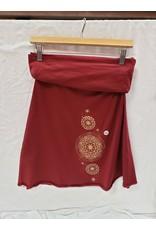Soul Flower - Mandala Star Multiwear Skirt