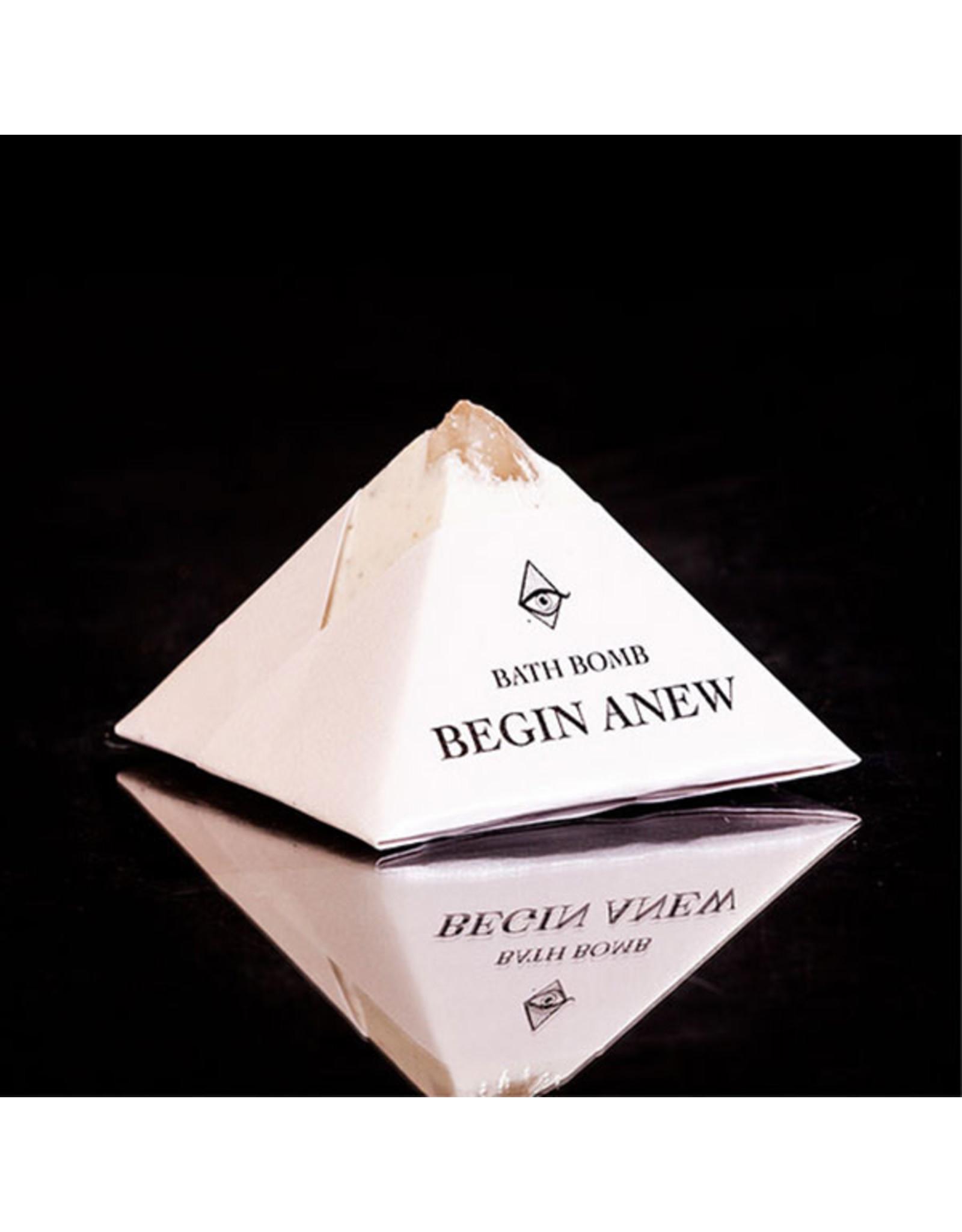 Begin Anew - Bath Bomb