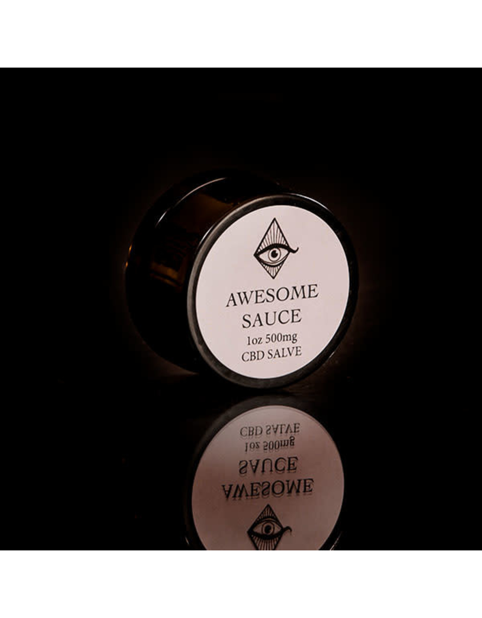 Awesome Sauce CBD Salve 500 mg