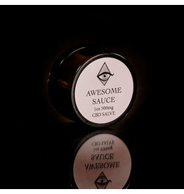 Awesome Sauce CBD Salve 500 mg