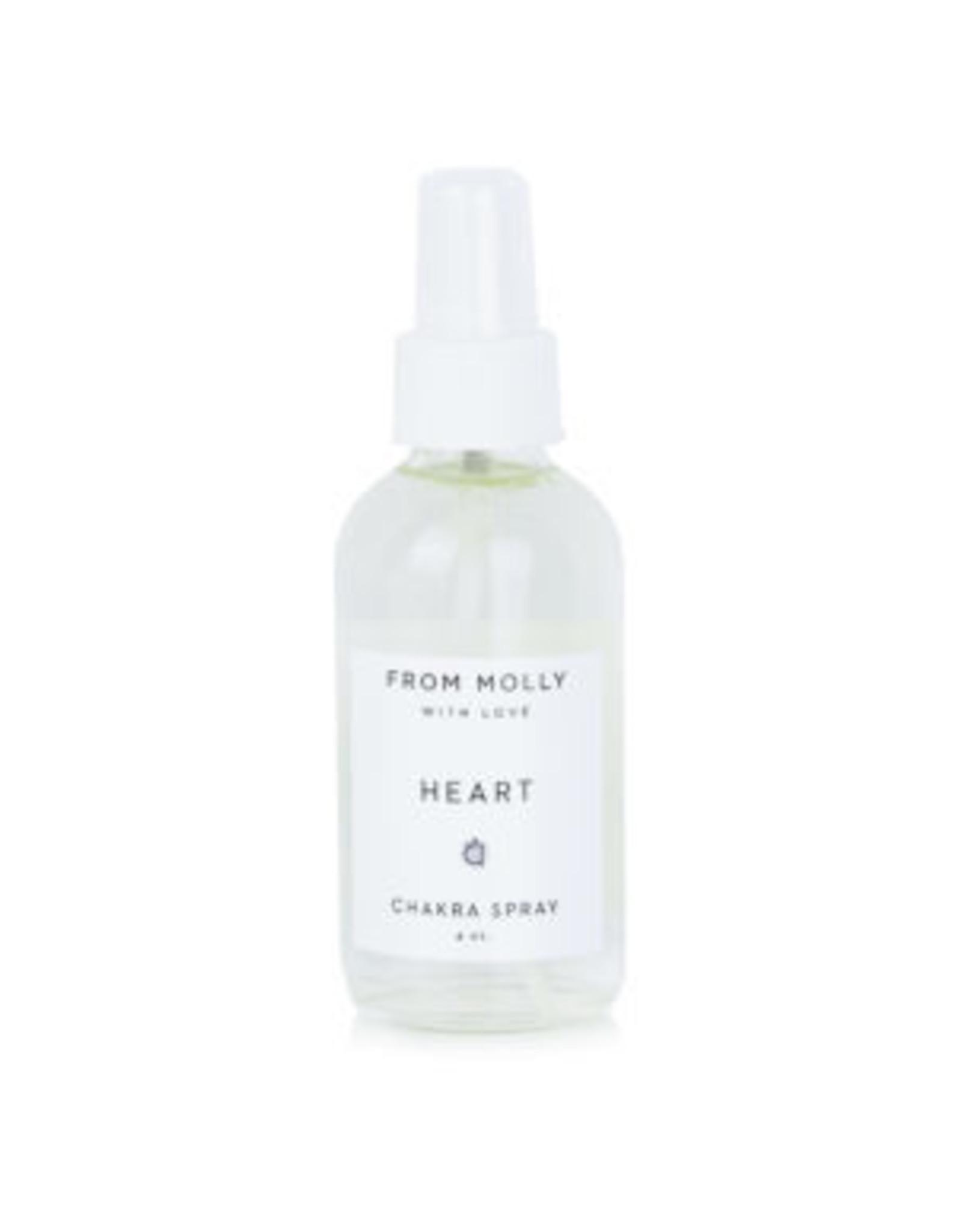 From Molly With Love - Chakra Spray/ Heart