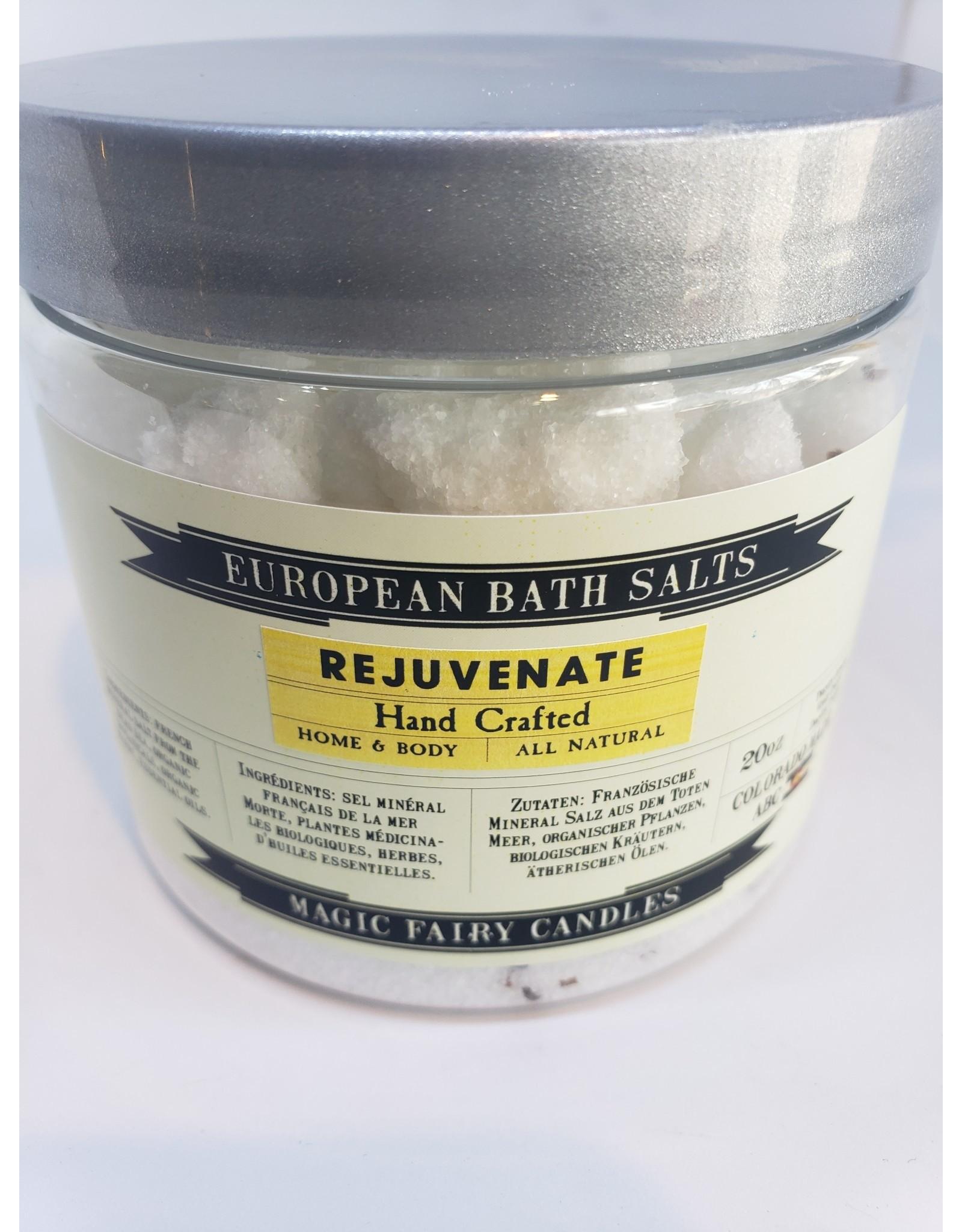 Bath Salt 16 oz. - Rejuvenate