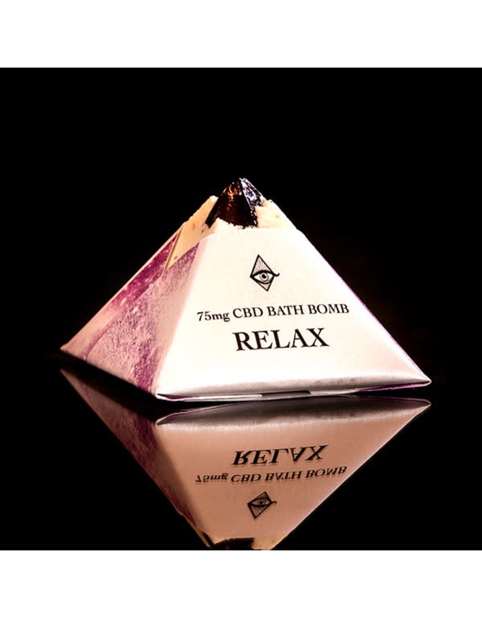 CBD Bath Bomb 75 mg. - Relax