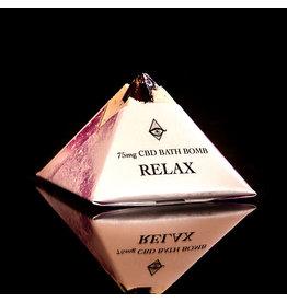 Relax 75mg CBD Bath Bomb