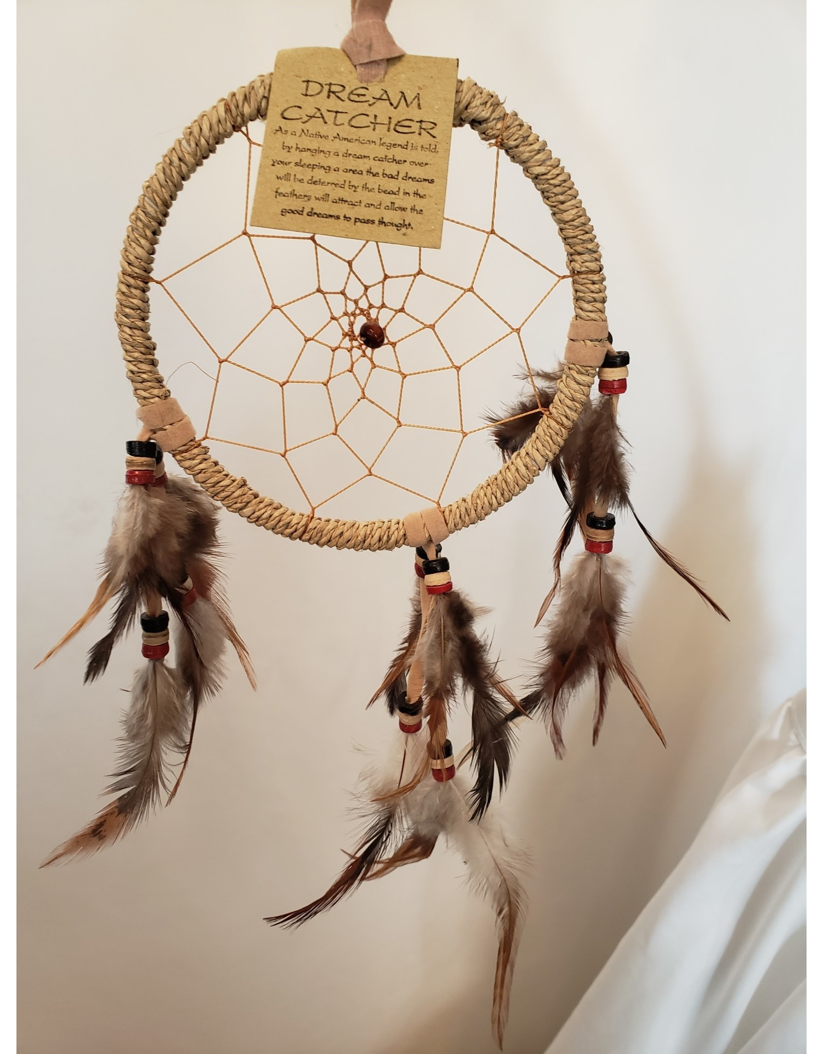 """14"""" Dream Catcher Navajo with turquoise"""