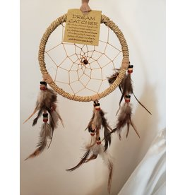 "14"" Dream Catcher Navajo with turquoise"
