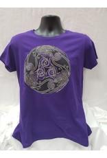 Raven Triple Morrigan T-shirt