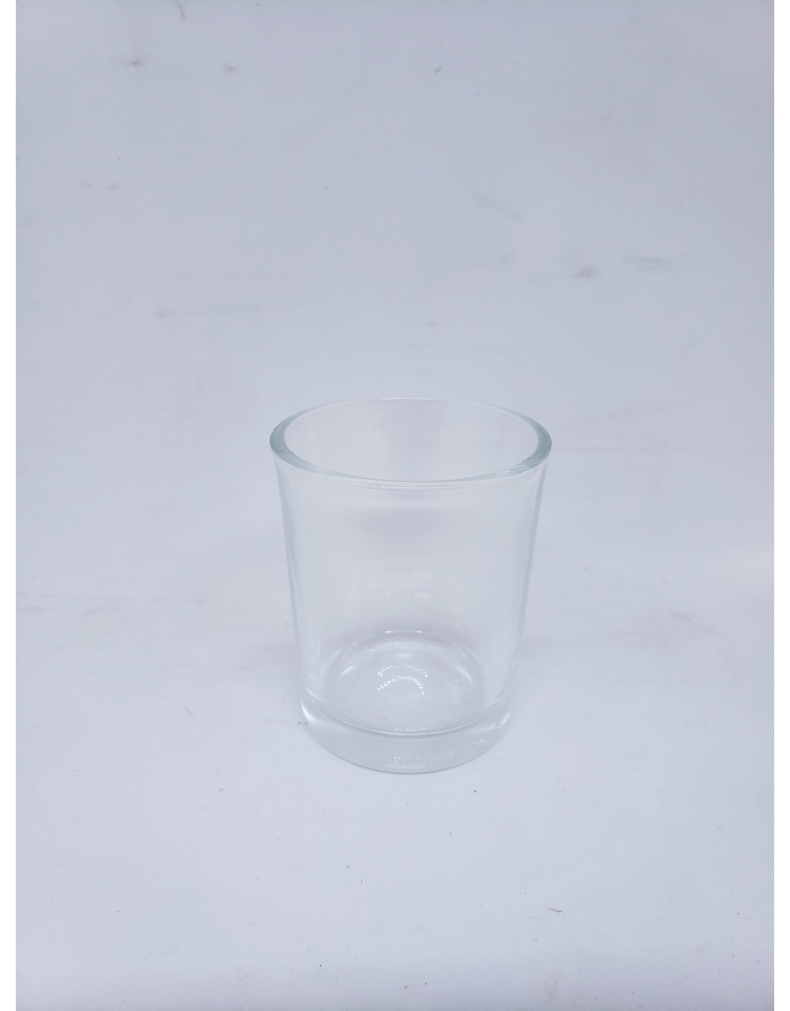 Clear Glass Votive Holder