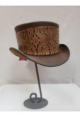 El Dorado Hat,  Brown Heraldic - XXL