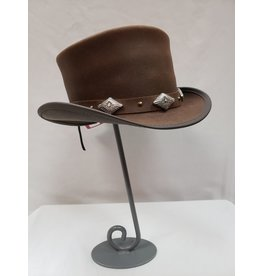 Marlow M/L Brown - Cross Concho Band