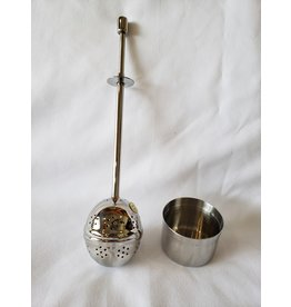 Stainless stick tea infuser