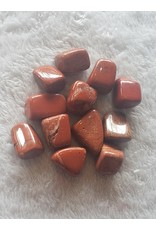 Red Jasper, Tumbled