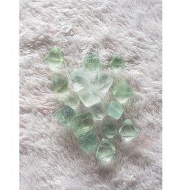 Large Fluorite Octohedron