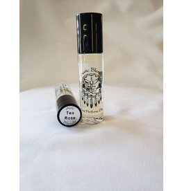 Auric Blends Perfume Roll-ons - Tea Rose