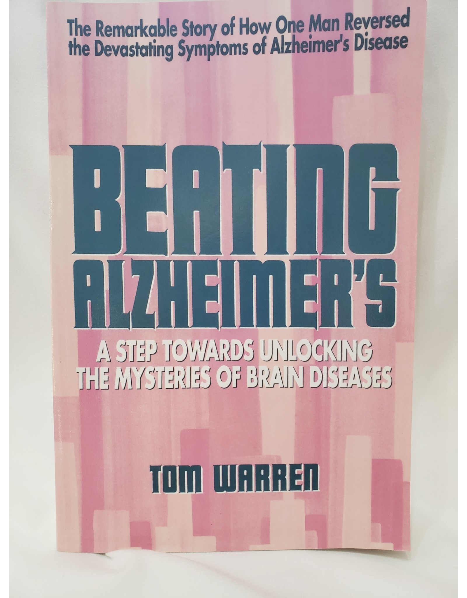 Beating Alzheimer's