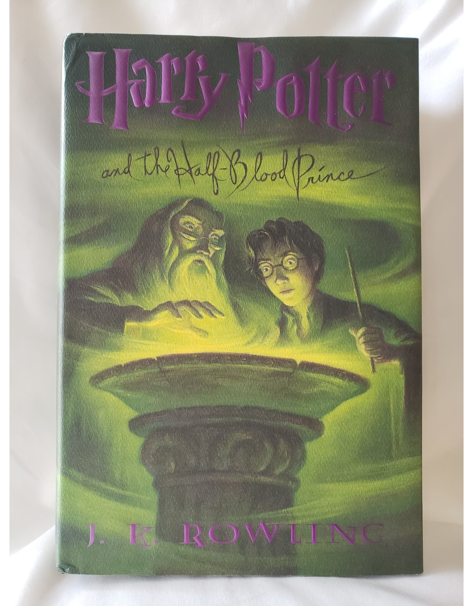 Harry Potter And The Half Blood Prince Hardcover