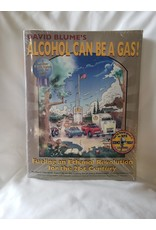 Alcohol Can Be A Gas! by David Blume