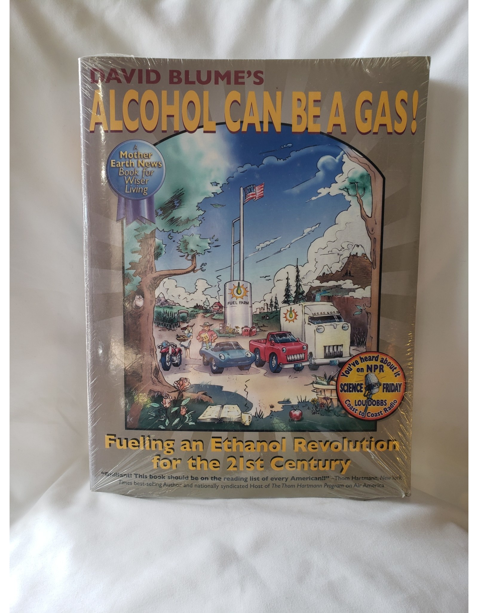Alcohol Can Be A Gas
