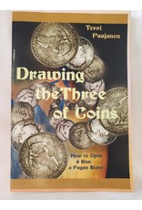 Drawing The Three Of Coins
