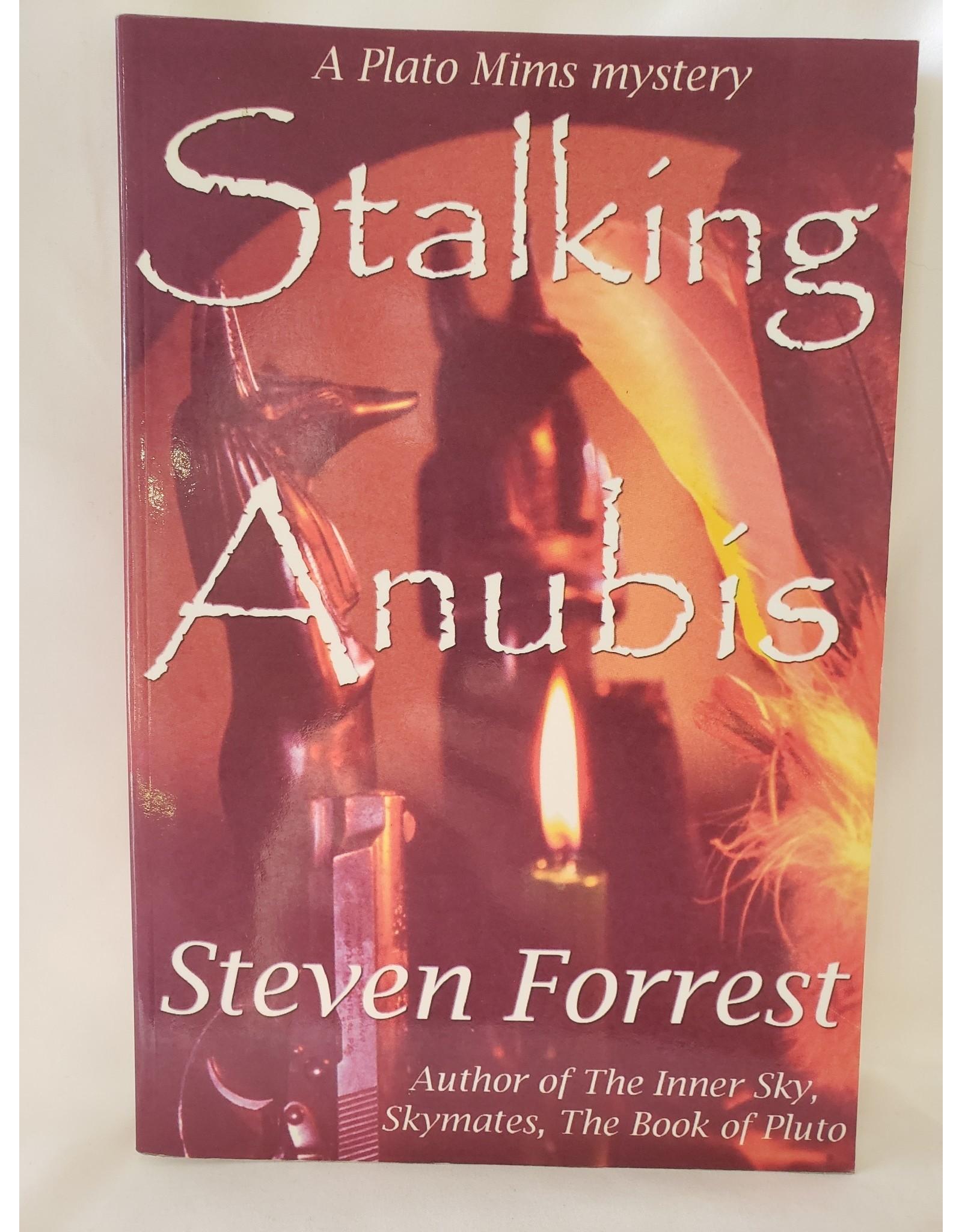 Stalking Anubis by Steven Forrest