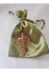 Spiral Pendulum Copper