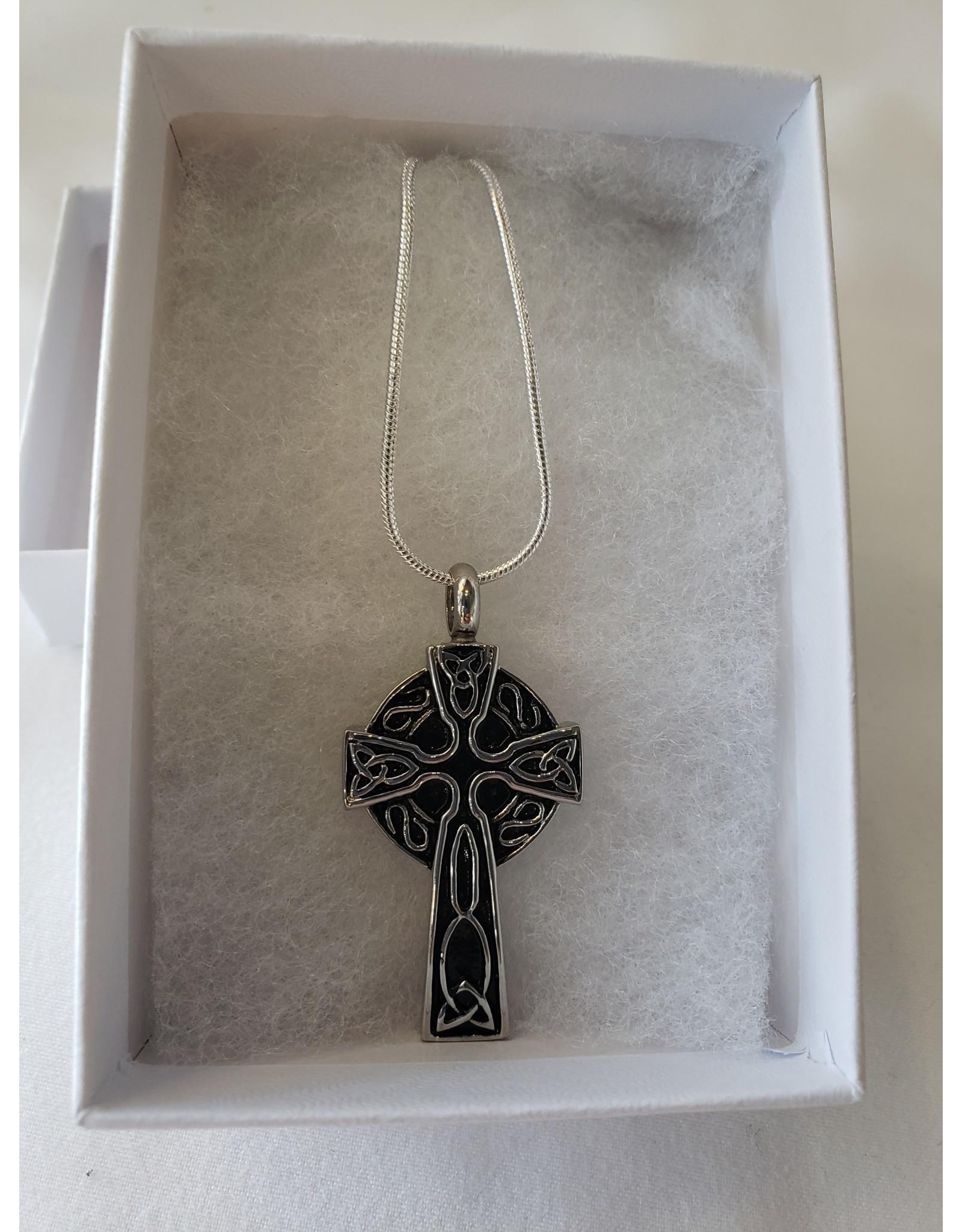 Celtic Cross Love Vial