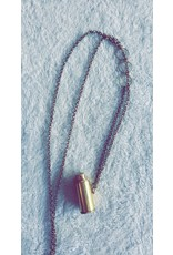 Dani Awesome Found Object Telescope Necklace