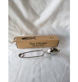 Greener Things Scissor Style Spoon Tea Infuser