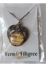 Fern & Filigree Madam Rue Necklace