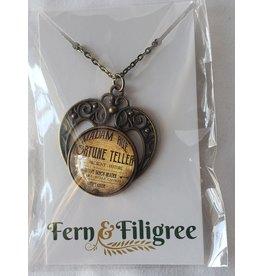 Fern & Filigree Madam Rue Necklace