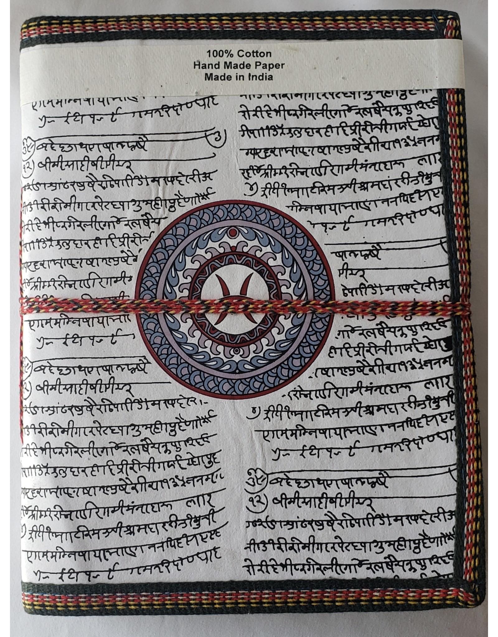 Pisces Zodiac Journal - Large