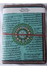 Gemini Zodiac Journal - Light Green