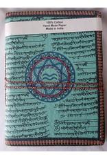 Aquarius Zodiac Journal - Blue