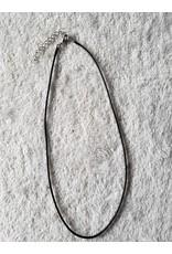 Black Cord Chain